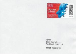 Basissendungsverfolgung mit dem neuen Matrixcode der Deutschen Post