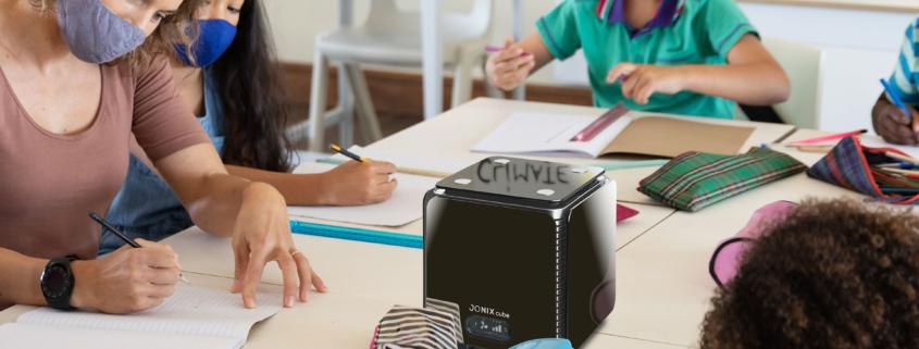 Luftdesinfektionsgerät Cube von JONIX, Italy